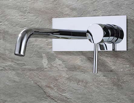 Concealed Basin Mixer and Shower Mixer
