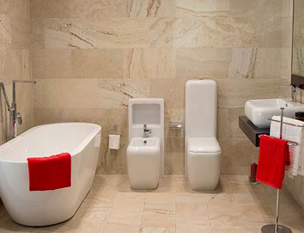 Modern Washrooms